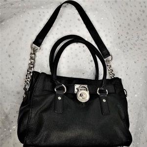 Michael Kors Black sachel/Shoulder Bag-Excellent
